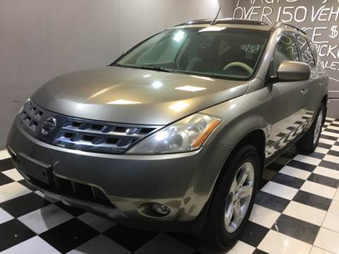 2004 Nissan Murano for sale in Jersey City, NJ