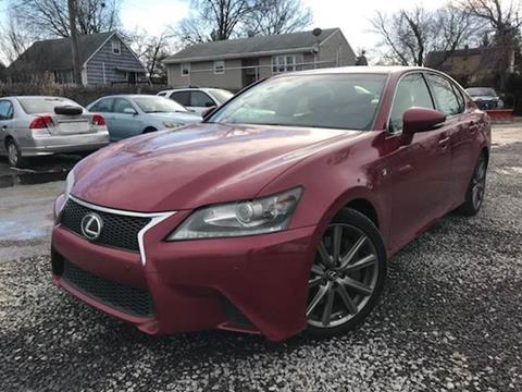 2013 Lexus GS 350 for sale at MAGIC AUTO SALES in Little Ferry NJ