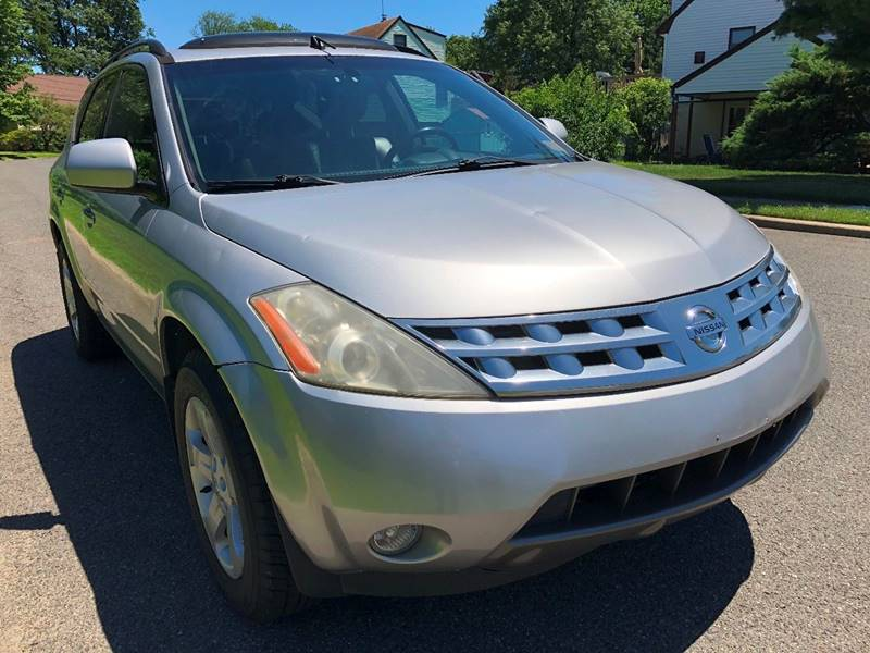 2003 Nissan Murano For Sale At MAGIC AUTO SALES In Little Ferry NJ