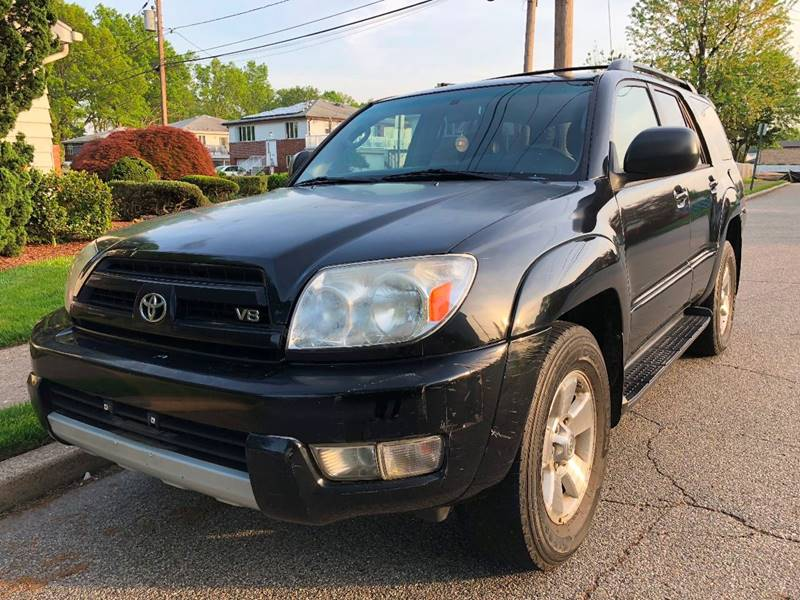 2004 Toyota 4Runner For Sale At MAGIC AUTO SALES In Little Ferry NJ