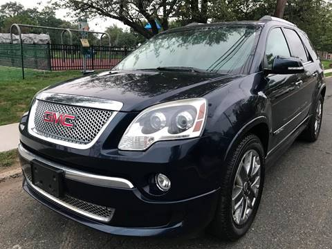 2012 GMC Acadia for sale at MAGIC AUTO SALES in Little Ferry NJ