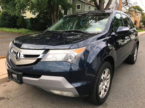2009 Acura MDX for sale at MAGIC AUTO SALES in Little Ferry NJ