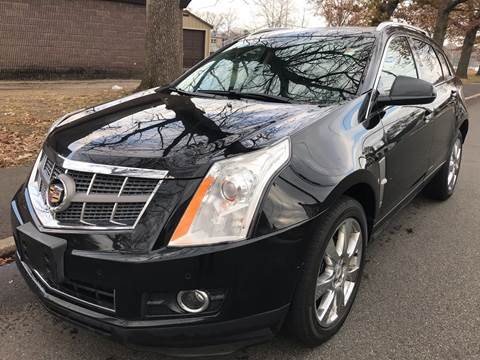2011 Cadillac SRX for sale at MAGIC AUTO SALES in Little Ferry NJ