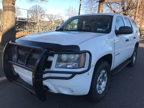 2008 Chevrolet Tahoe for sale at MAGIC AUTO SALES in Little Ferry NJ