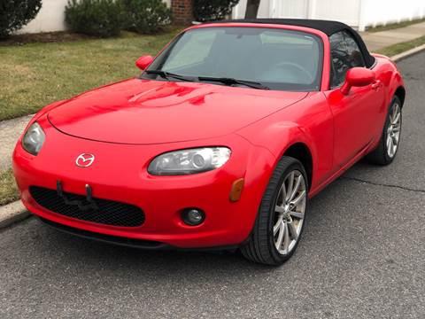 2008 Mazda MX-5 Miata for sale at MAGIC AUTO SALES in Little Ferry NJ