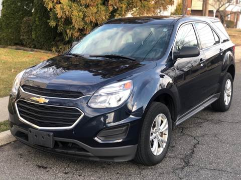 2017 Chevrolet Equinox for sale at MAGIC AUTO SALES in Little Ferry NJ