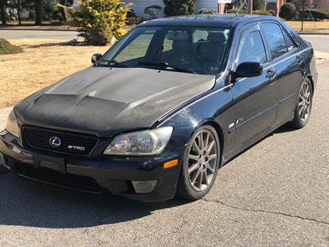 2004 Lexus IS 300 for sale at MAGIC AUTO SALES in Little Ferry NJ