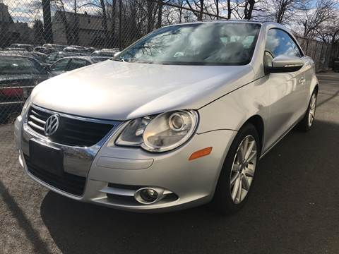 2011 Volkswagen Eos for sale at MAGIC AUTO SALES in Little Ferry NJ