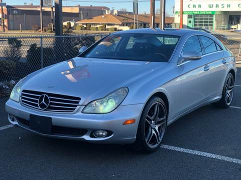2006 Mercedes-Benz CLS for sale at MAGIC AUTO SALES in Little Ferry NJ