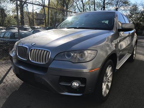 2009 BMW X6 for sale at MAGIC AUTO SALES in Little Ferry NJ