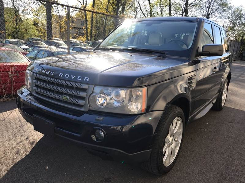 2009 Land Rover Range Rover Sport for sale at MAGIC AUTO SALES in Little Ferry NJ