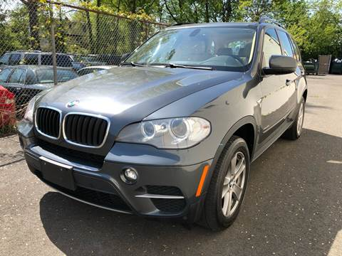 2012 BMW X5 for sale at MAGIC AUTO SALES in Little Ferry NJ