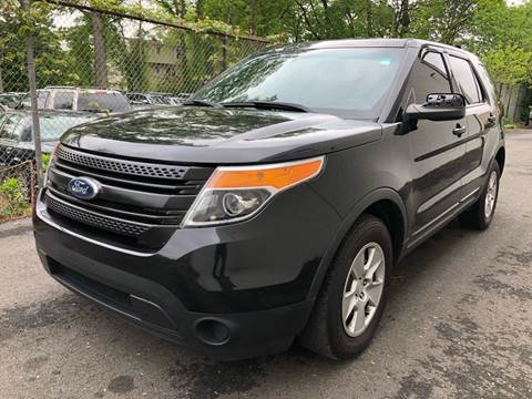 2012 Ford Explorer for sale at MAGIC AUTO SALES in Little Ferry NJ