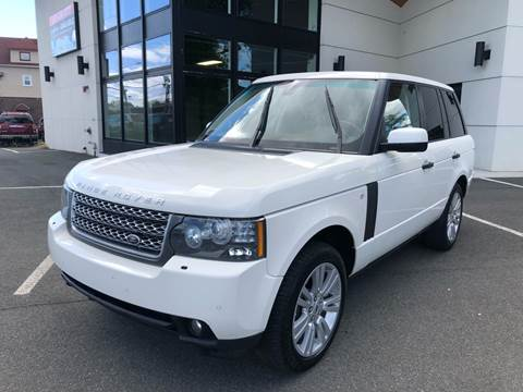 2010 Land Rover Range Rover for sale at MAGIC AUTO SALES in Little Ferry NJ