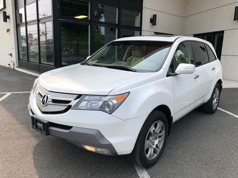 2008 Acura MDX for sale at MAGIC AUTO SALES in Little Ferry NJ