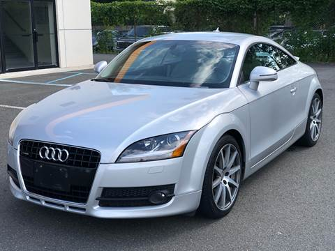 2008 Audi TT for sale at MAGIC AUTO SALES in Little Ferry NJ