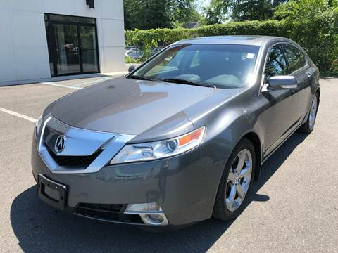 2009 Acura TL for sale at MAGIC AUTO SALES in Little Ferry NJ