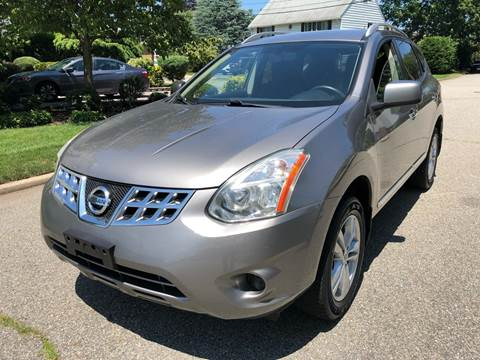 2012 Nissan Rogue for sale at MAGIC AUTO SALES in Little Ferry NJ