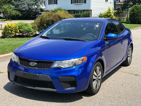 2013 Kia Forte Koup for sale at MAGIC AUTO SALES in Little Ferry NJ