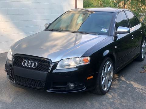 2006 Audi S4 for sale at MAGIC AUTO SALES in Little Ferry NJ