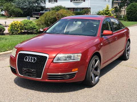 2005 Audi A6 for sale at MAGIC AUTO SALES in Little Ferry NJ