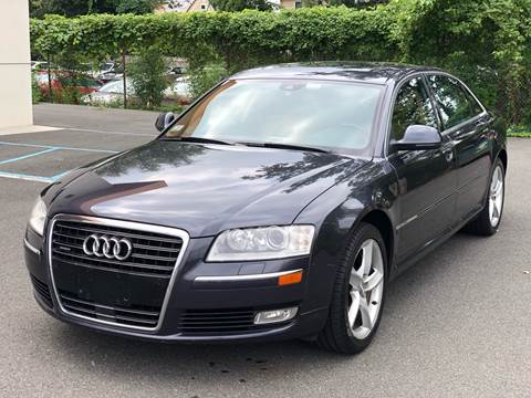 2009 Audi A8 L for sale at MAGIC AUTO SALES in Little Ferry NJ