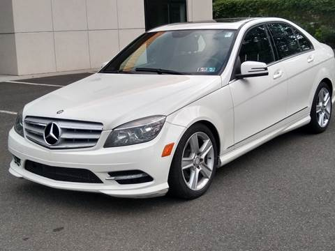 2011 Mercedes-Benz C-Class for sale at MAGIC AUTO SALES in Little Ferry NJ