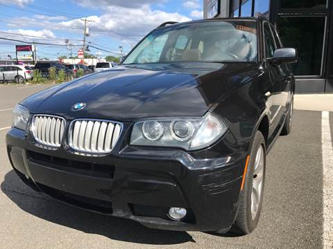 2009 BMW X3 for sale at MAGIC AUTO SALES in Little Ferry NJ