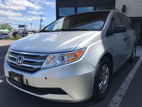 2012 Honda Odyssey for sale at MAGIC AUTO SALES in Little Ferry NJ
