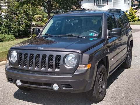 2015 Jeep Patriot for sale in Little Ferry, NJ