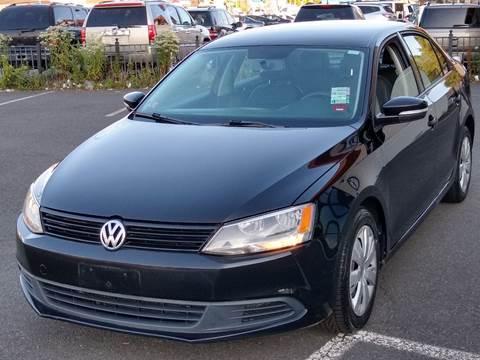 2012 Volkswagen Jetta for sale at MAGIC AUTO SALES in Little Ferry NJ