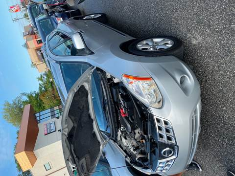 2011 Nissan Rogue for sale at MAGIC AUTO SALES in Little Ferry NJ