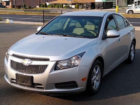 2011 Chevrolet Cruze for sale at MAGIC AUTO SALES in Little Ferry NJ