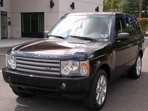 2005 Land Rover Range Rover for sale at MAGIC AUTO SALES in Little Ferry NJ