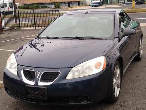 2008 Pontiac G6 for sale at MAGIC AUTO SALES in Little Ferry NJ