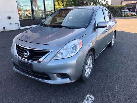 2014 Nissan Versa for sale at MAGIC AUTO SALES in Little Ferry NJ