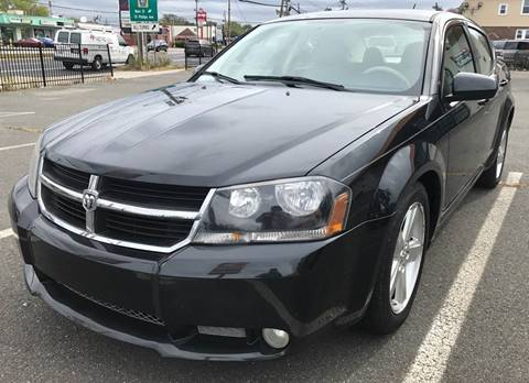 2008 Dodge Avenger for sale at MAGIC AUTO SALES in Little Ferry NJ