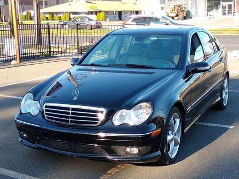 2005 Mercedes-Benz C-Class for sale in Little Ferry, NJ
