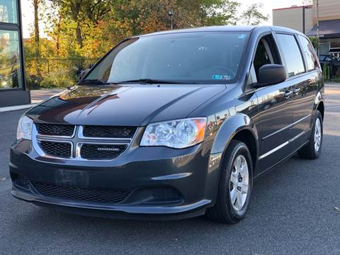 2011 Dodge Grand Caravan for sale at MAGIC AUTO SALES in Little Ferry NJ