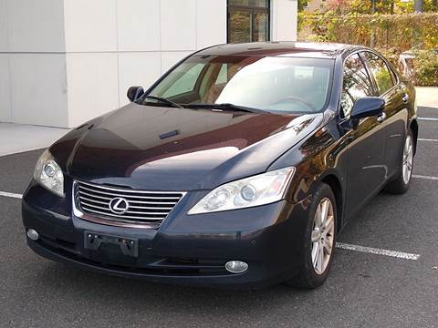 2009 Lexus ES 350 for sale at MAGIC AUTO SALES in Little Ferry NJ
