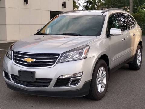 2014 Chevrolet Traverse for sale at MAGIC AUTO SALES in Little Ferry NJ