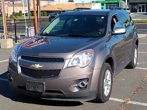 2010 Chevrolet Equinox for sale at MAGIC AUTO SALES in Little Ferry NJ