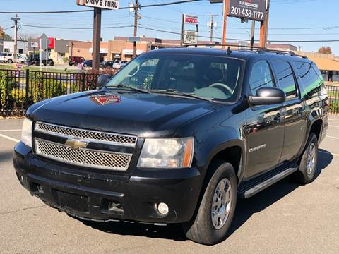 2009 Chevrolet Suburban for sale at MAGIC AUTO SALES in Little Ferry NJ