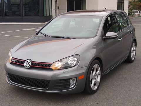 2010 Volkswagen GTI for sale at MAGIC AUTO SALES in Little Ferry NJ