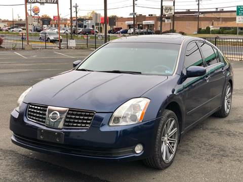 2005 Nissan Maxima for sale in Little Ferry, NJ