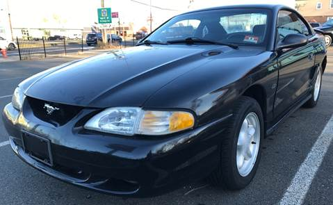 1998 Ford Mustang for sale at MAGIC AUTO SALES in Little Ferry NJ