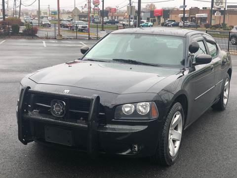 2010 Dodge Charger for sale at MAGIC AUTO SALES in Little Ferry NJ