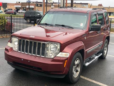 2008 Jeep Liberty for sale in Little Ferry, NJ