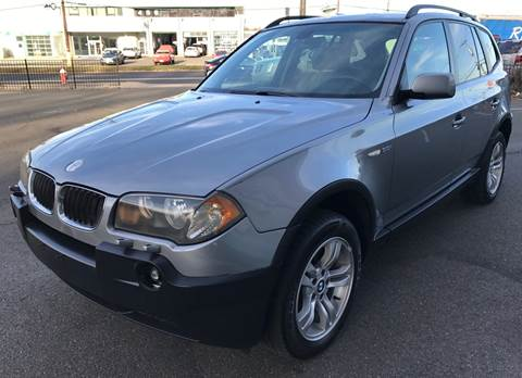 2005 BMW X3 for sale at MAGIC AUTO SALES in Little Ferry NJ