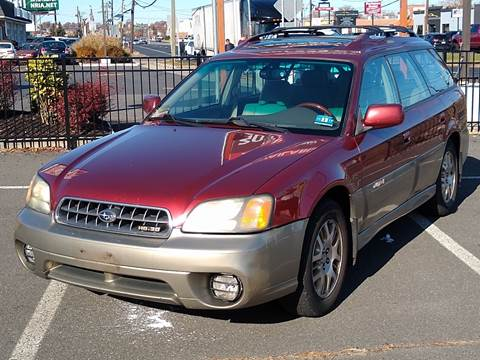 2003 Subaru Outback for sale at MAGIC AUTO SALES in Little Ferry NJ